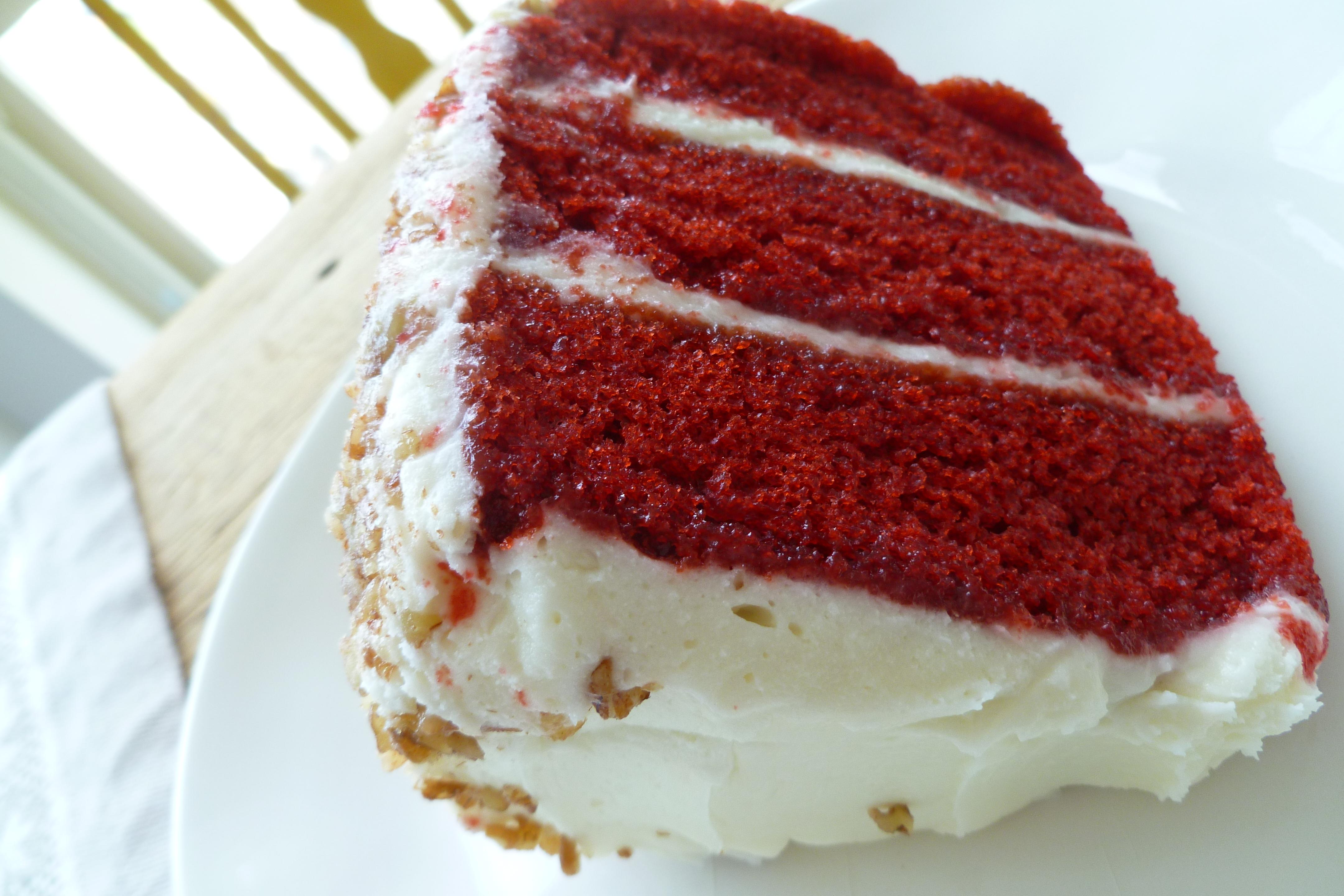 Cake Man Raven Red Velvet Cake Recipe